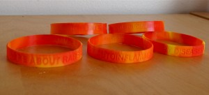 Autoinflammatory Disease Awareness Bracelets
