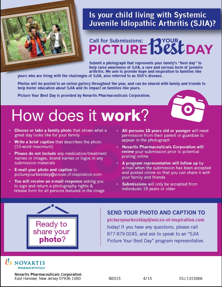 novartis your best day photo graphic
