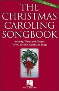 christmas carols song book lyrics