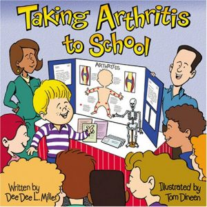 arthritis kids book