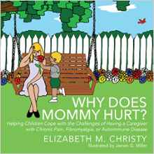 book for kids with a sick mom