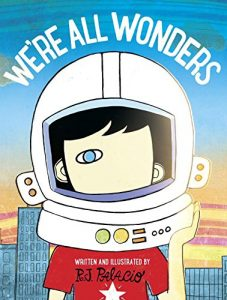 wonder new book by palacio